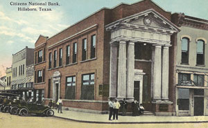 Citizens National Bank, Hillsboro