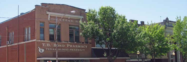 Bond Pharmacy, Hillsboro, Texas