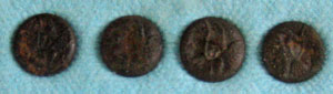 Eagle D Dragoon Buttons