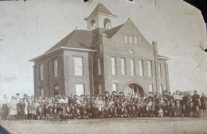 Gathings College Building, 1908