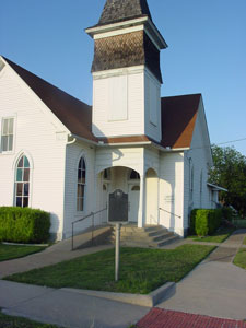 Abbott Methodist Church
